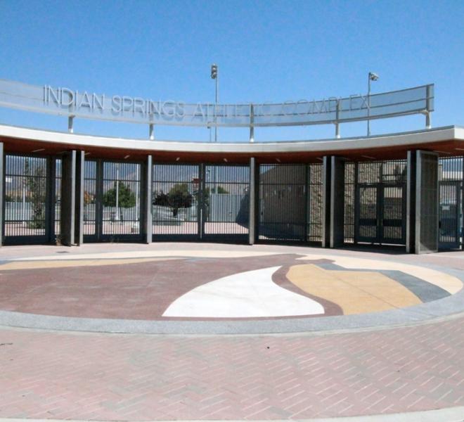 Indian Springs HS Athletic Complex Aquatic Center
